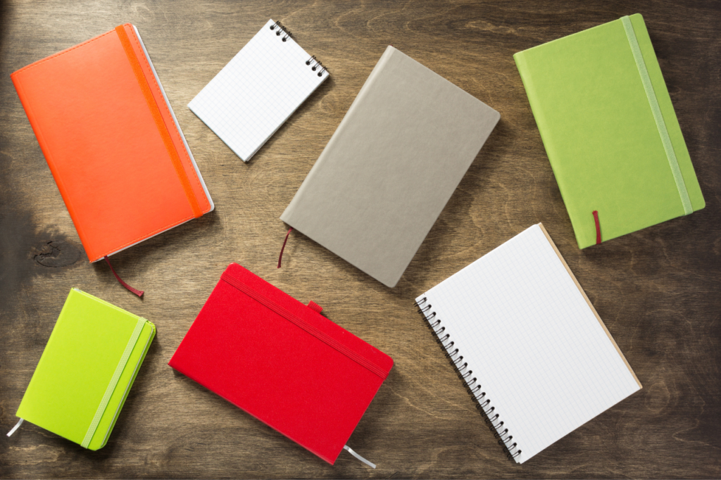 4 Ideas To Do With Old Journals
