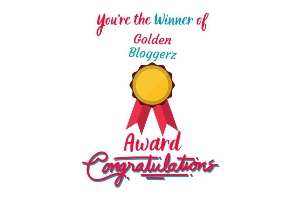 The Golden Bloggerz Awards 2021